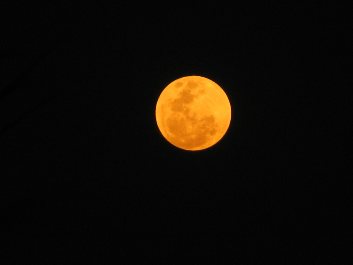 recent full moon #10