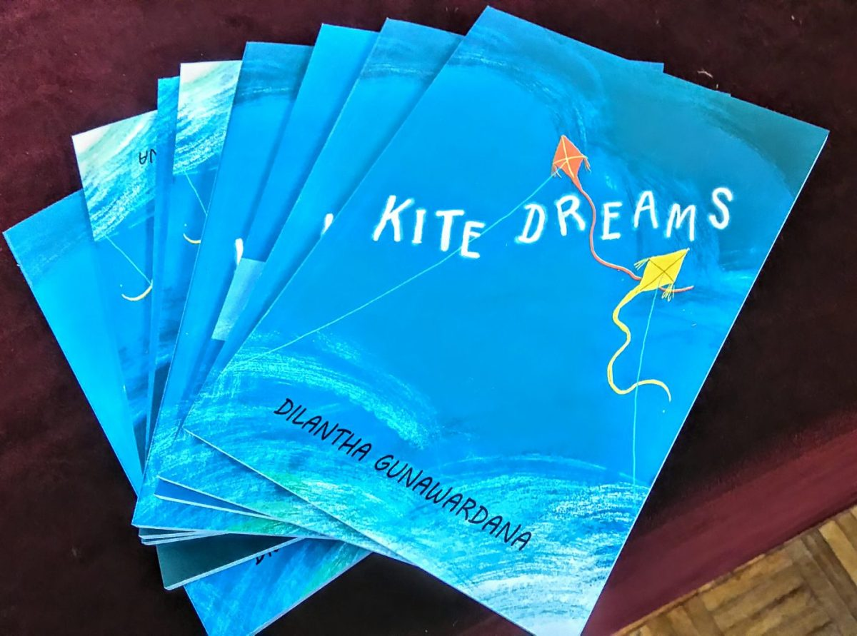 Kite Dreams (Book - Sarasavi Publishers)
