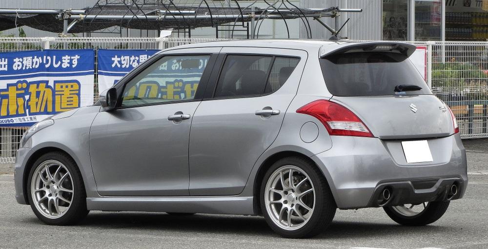 suzuki_swift_sport_zc32s_rear