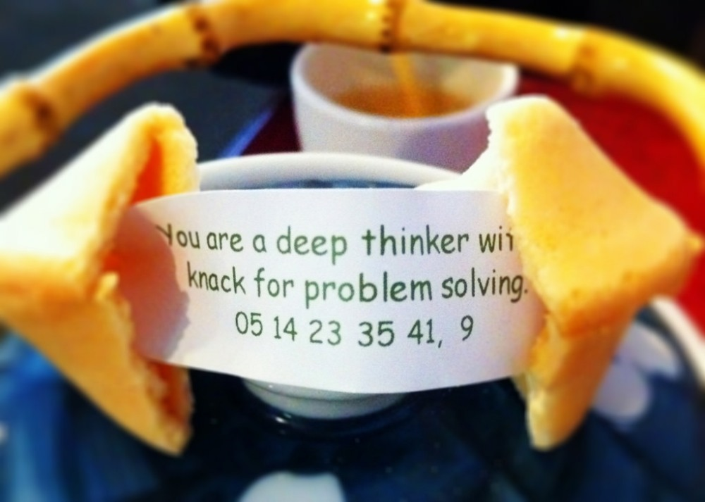 Fortune cookie 2