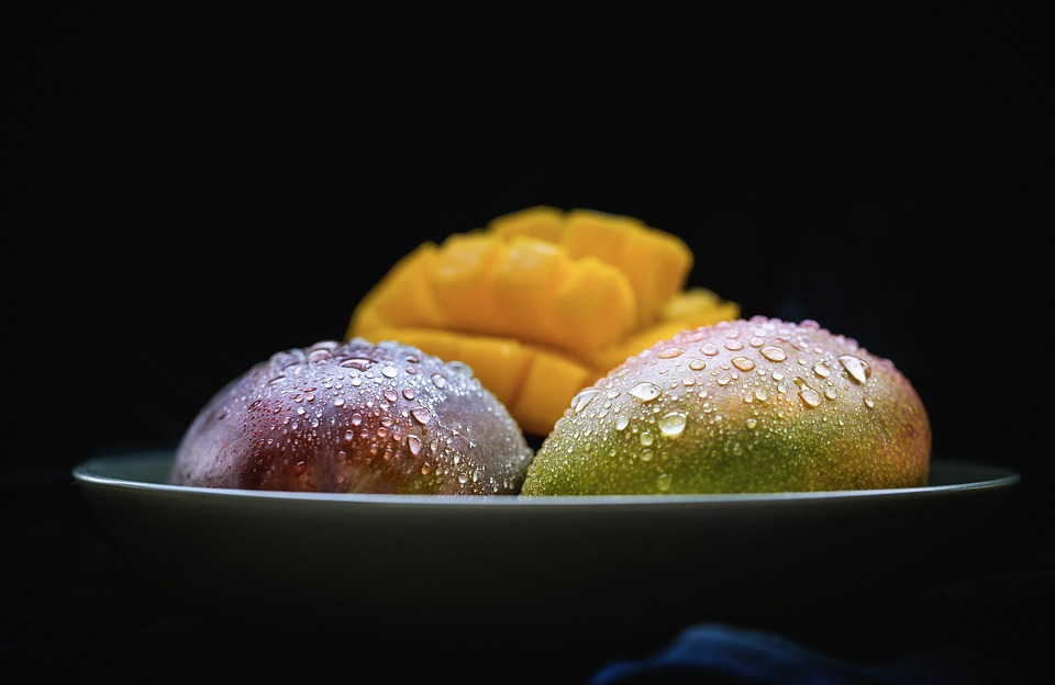 Food Photography Still Life Mango Fruit
