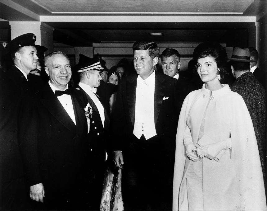 John_F._Kennedy_Inaugural_Ball,_20_January_1961
