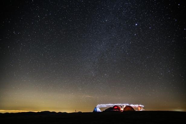 Starrry sky