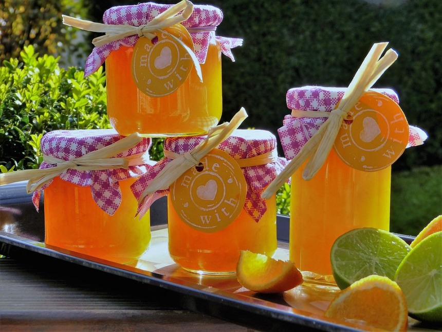 Eat Orange Marmalade Fruits Lime Orange Lemon Jam