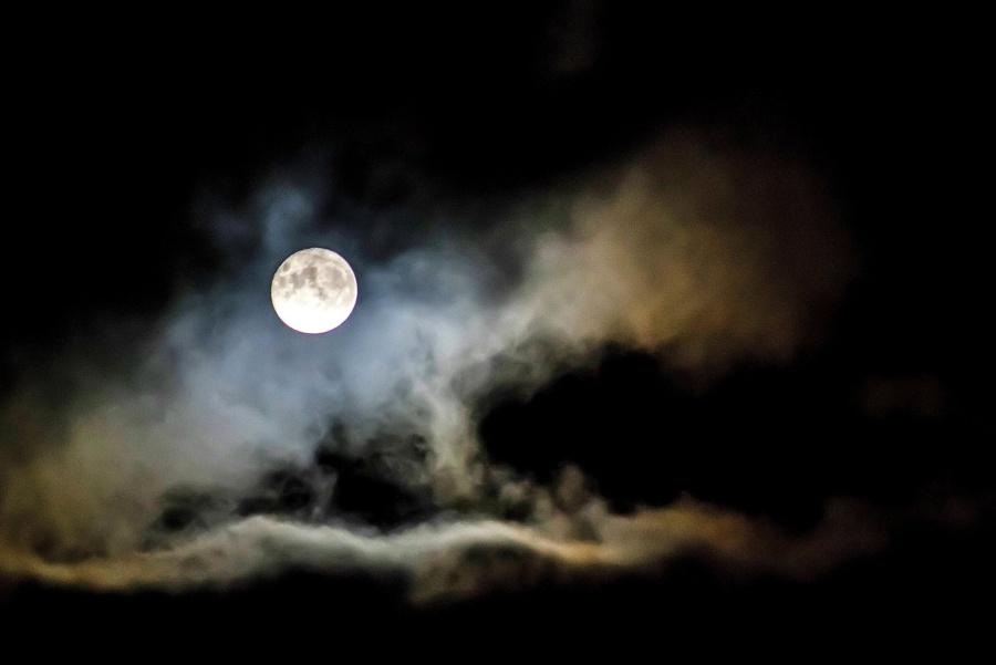full, moon