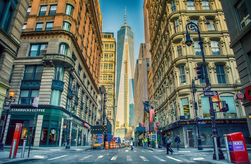 Manhattan New York New York City